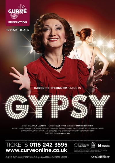 Gypsy - Curve Theatre